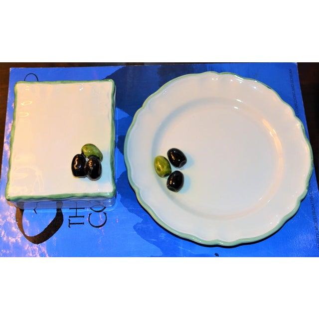 Mancioli Porcelain Trompe l'Oeil - Image 9 of 11