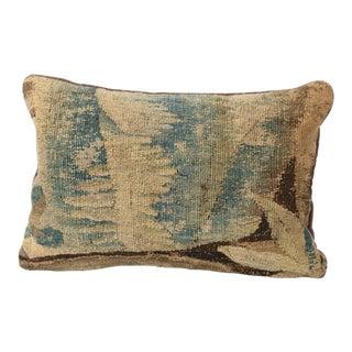 18th Century Aubusson Pillow For Sale