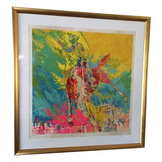 LeRoy Neiman Signed Serigraph For Sale