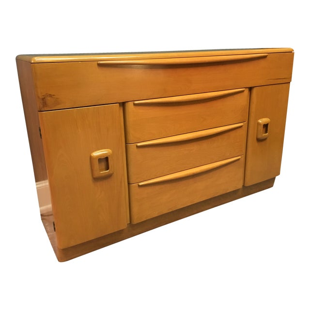 Mid-Century Heywood Wakefield Dresser For Sale