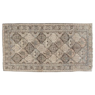 """Vintage Persian Traditional 19th Century 5'6""""x9'9"""" For Sale"""