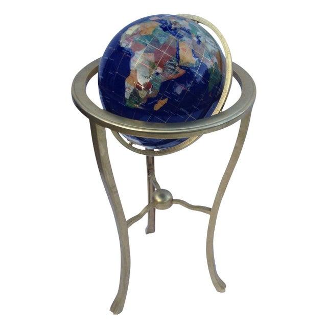 Precious Stone Globe - Image 1 of 6