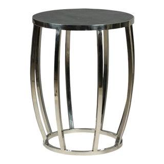 Sarreid Ltd. Motley Drum Table For Sale