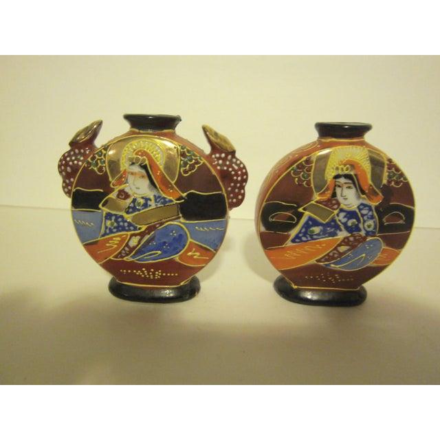 Assorted Vintage Japanese Miniatures - Set of 10 - Image 3 of 11