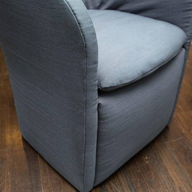 Set of 4 John Saladino for Dunbar Chairs For Sale - Image 9 of 10