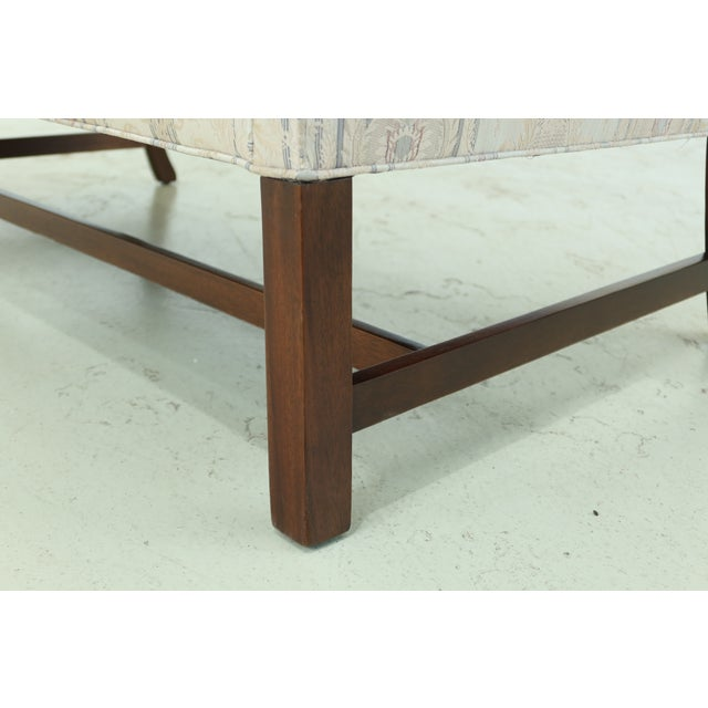 Southwood Chippendale Mahogany Loveseat For Sale - Image 12 of 13