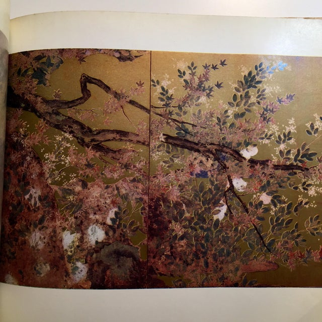 Blue Utamaro Korin & Golden Screen Painting Books - Set of 3 For Sale - Image 8 of 11