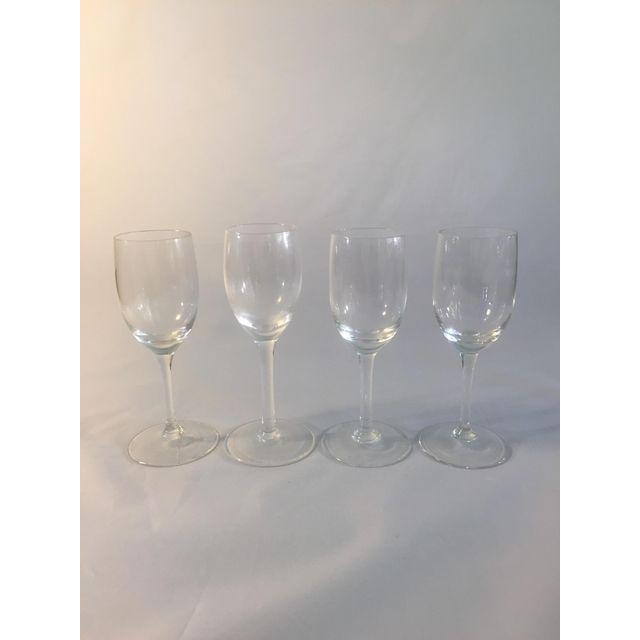 Flute Glasses - Set of 4 - Image 4 of 6