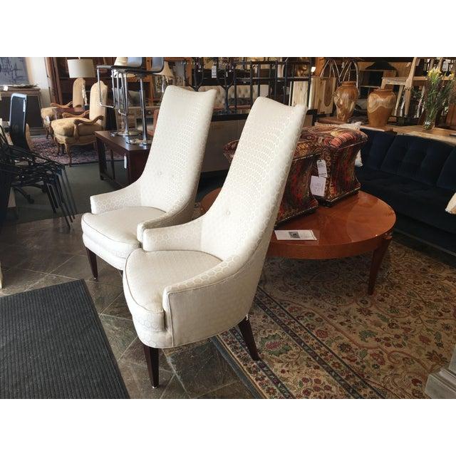 Jonathan Adler Prescott Chairs - A Pair - Image 4 of 11