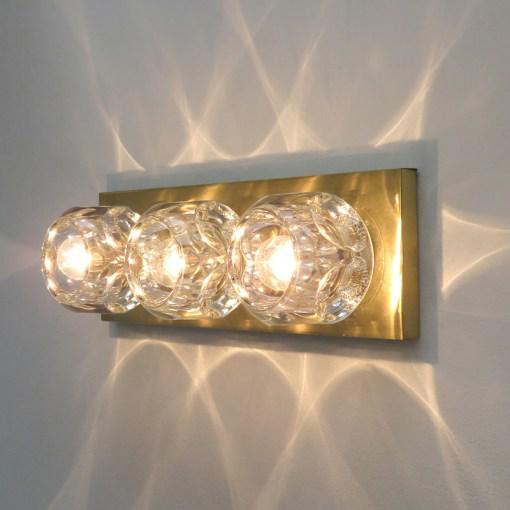 Peill & Putzler Cubic Wall Lights - A Pair For Sale - Image 9 of 10