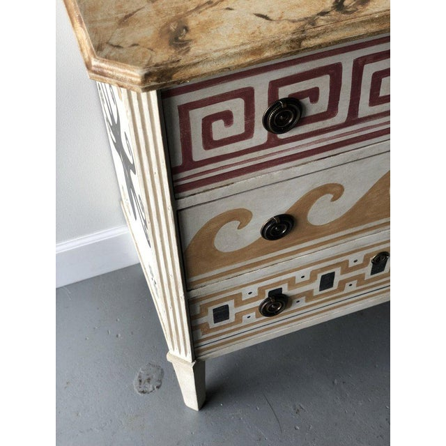 Pair of Villa Kerylos Chests For Sale - Image 4 of 10