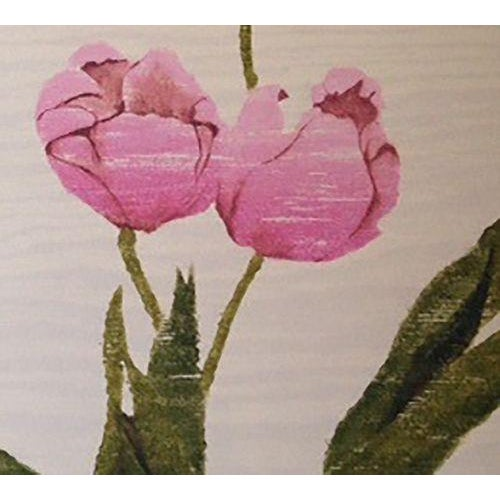 Art Print - Pink Tulips by Sylvia Roth - Image 2 of 2