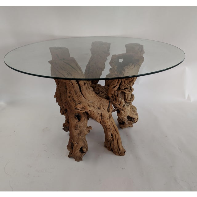 Vintage Grapevine Table Base - Image 6 of 6