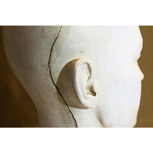 Ralph Pucci Mannequin Head Form, Josie Borain, 1989 - Image 6 of 6