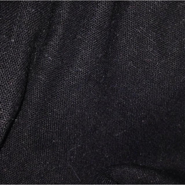 Kravet Couture Black Linen Fabric - 10 Yards - Image 1 of 2