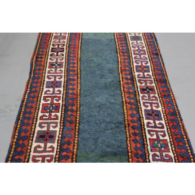 Hand knotted of top quality wool and cotton in 1880's.Talish rugs are typically 2 to 3 times as long as they are wide,...