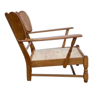 Heywood Wakefield Lounge Chair For Sale