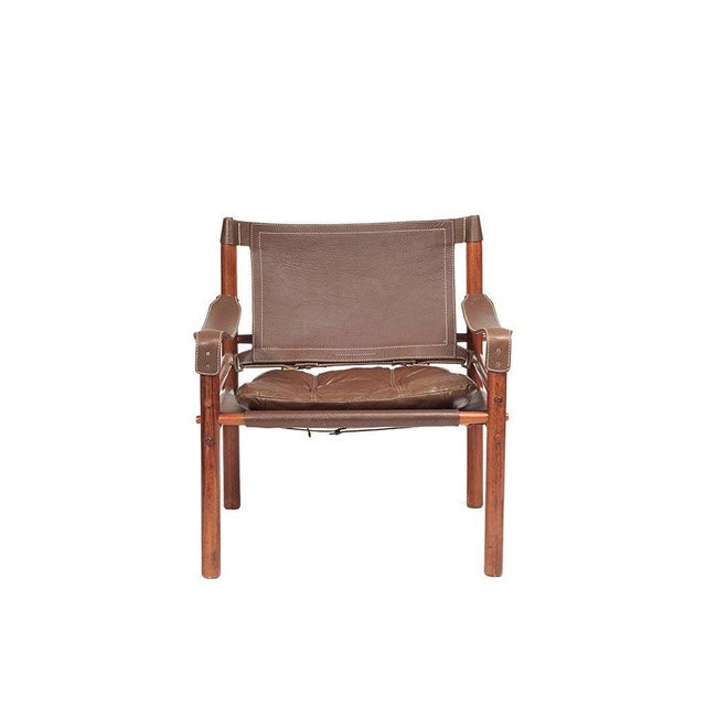 Arne Norell Safari Chairs - A Pair - Image 4 of 8