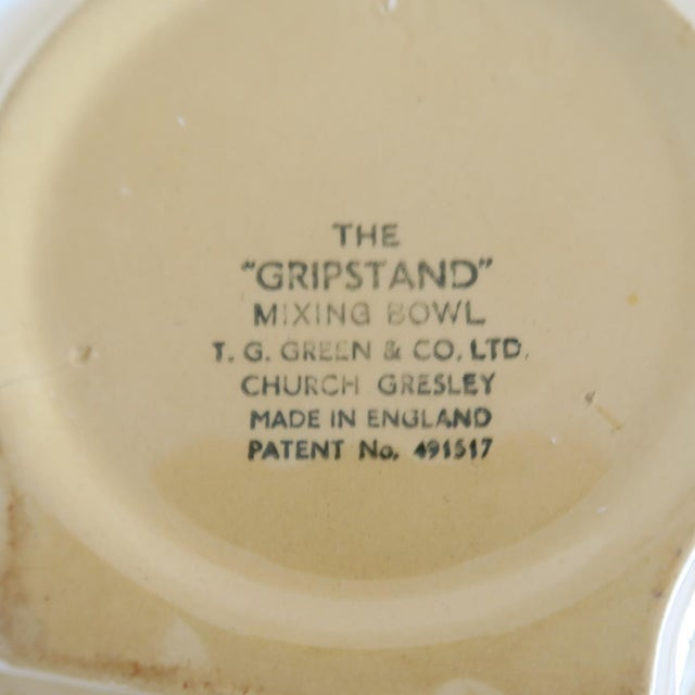 Vintage t.g. Green England \