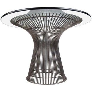 Warren Platner for Knoll International Dining Table For Sale