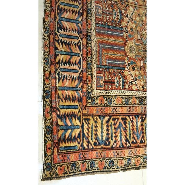 Antique Islamic Heriz Persian Rug - 9′ × 12′ - Image 8 of 10
