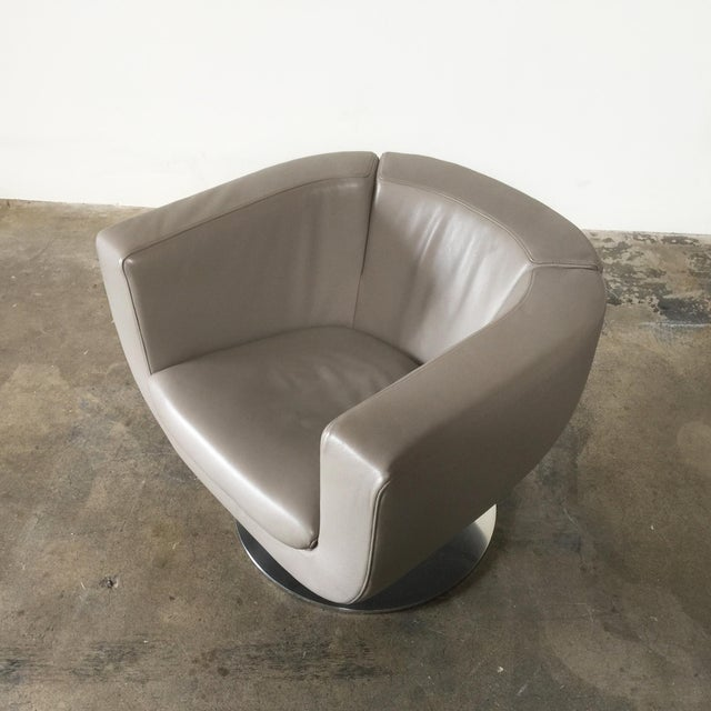 Jeffrey Bernett for B&B Italia Tulip Chair For Sale - Image 5 of 5