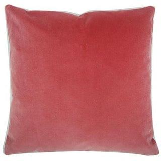 Tulip Velvet Pillow Cover Preview