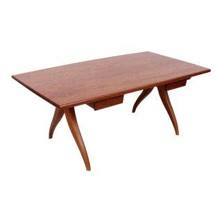 Rare Sculptural Desk by Jere Osgood For Sale