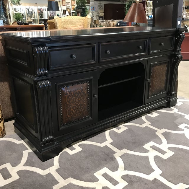 Hooker Furniture Telluride Entertainment Console - Image 7 of 7