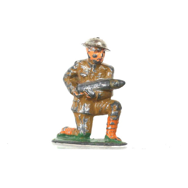 1940s Set of Lead War Toys - Image 4 of 6