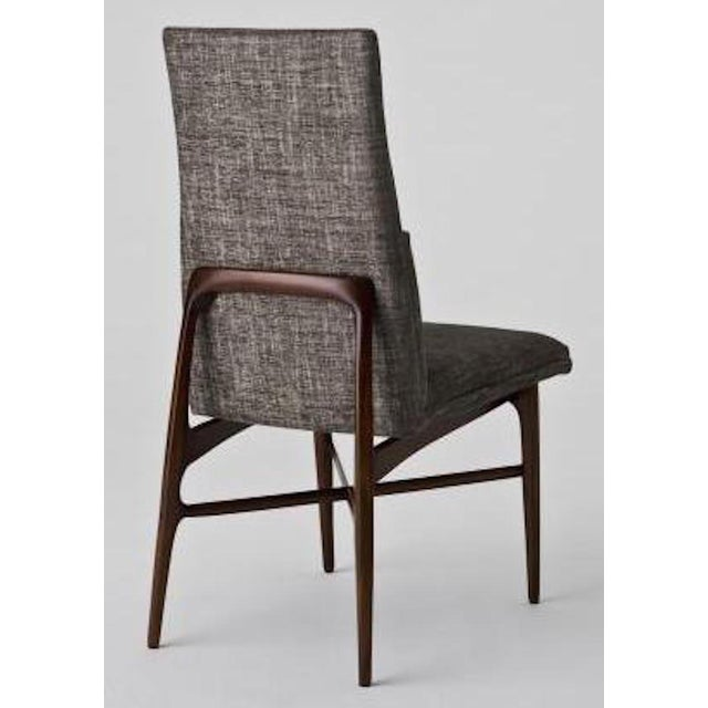 Studio Van den Akker Studio Van den Akker Hanna Side Dining Chair For Sale - Image 4 of 5