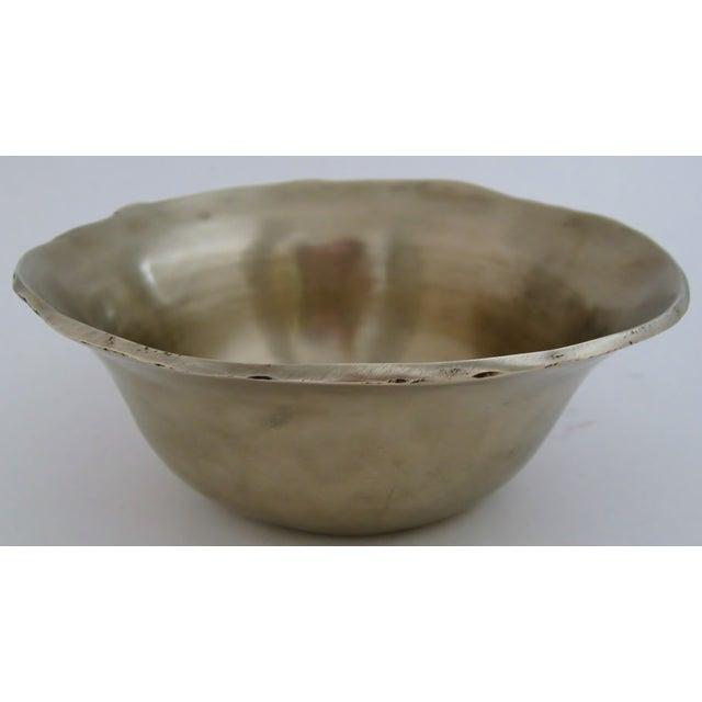 Decorative Bronze Bowl - Image 4 of 6