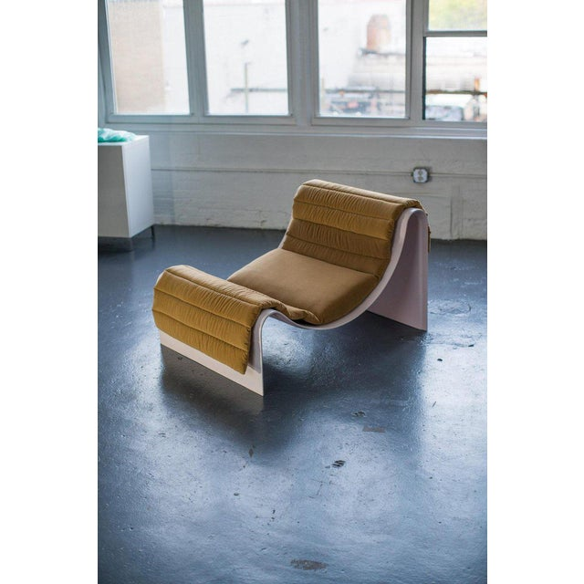Not Yet Made - Made To Order Asa Pingree Knockabout Fiberglass Lounge Chair, Powder Pink For Sale - Image 5 of 11