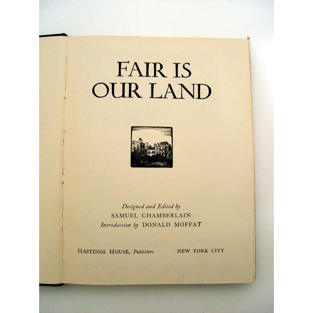 Fair Is Our Land, 1944 For Sale - Image 4 of 9