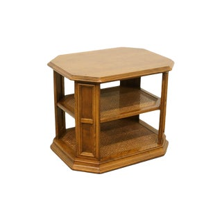 Ethan Allen Classic Manor Tiered End Table For Sale