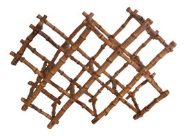 Image of Bamboo Wine Racks