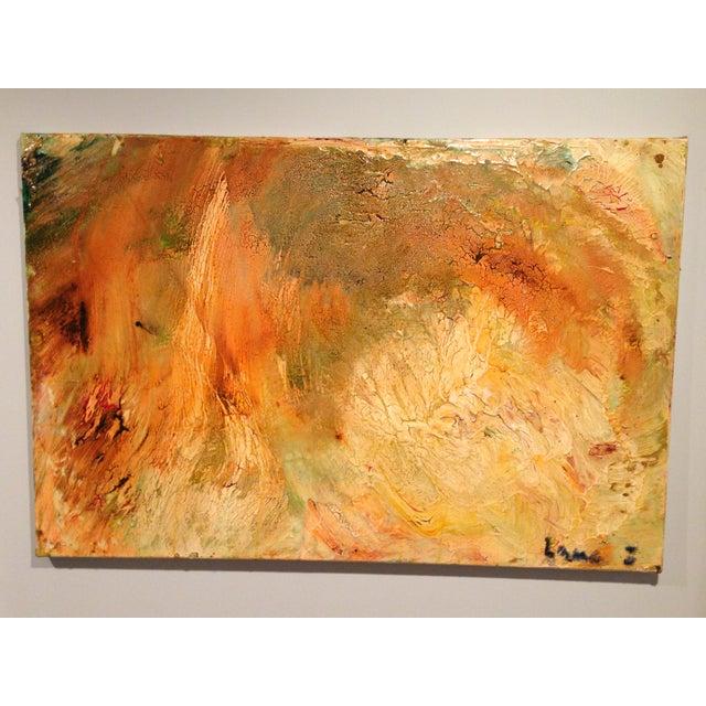 Matt Lamb 2008 'Untitled' Painting - Image 2 of 3