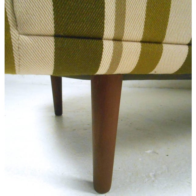Wood Mid-Century Danish Sofa Attributed to Børge Mogensen For Sale - Image 7 of 9