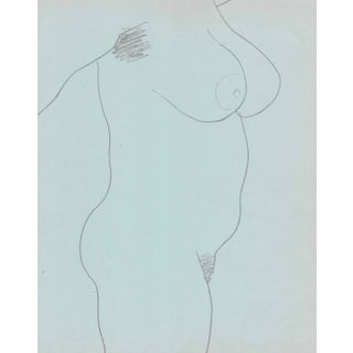 Female Nude by James Bone For Sale