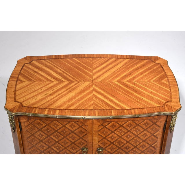 French Louis XVI-Style Commodes - A Pair - Image 7 of 10