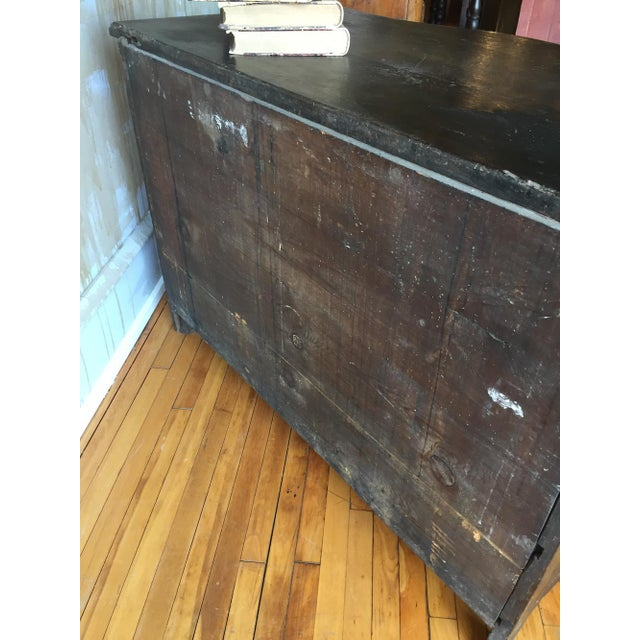 Rustic 18th Century Chest of Drawers For Sale - Image 9 of 13