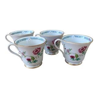 Vintage Gorham China Tea Cups - Set of 4 For Sale