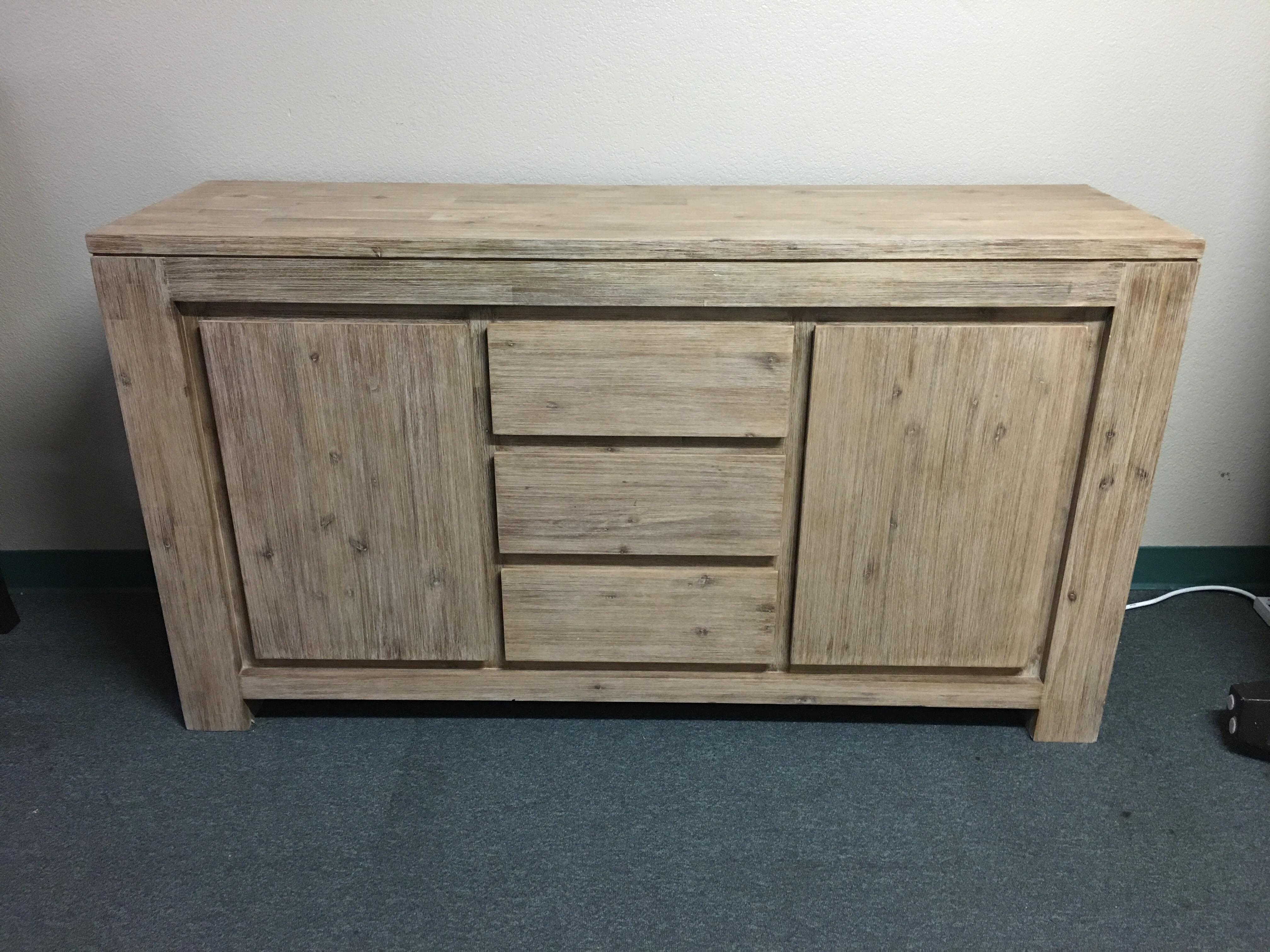 Ordinaire Marvelous Pickled Finish Furniture #22   Pickled Finish Wood Cabinet    Image 2 Of 6