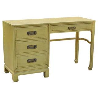 Mid-Century Ming Style Desk Vanity For Sale