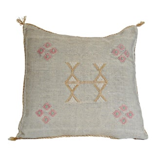 Moroccan Sabra Pillow For Sale
