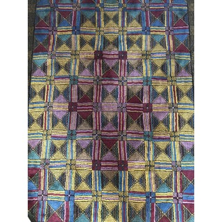 1980s Contemporary Missoni Patterned Wool Rug