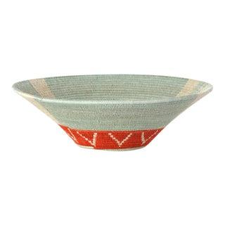 Marriage Envelope Large Basket Mint/cream/coral For Sale