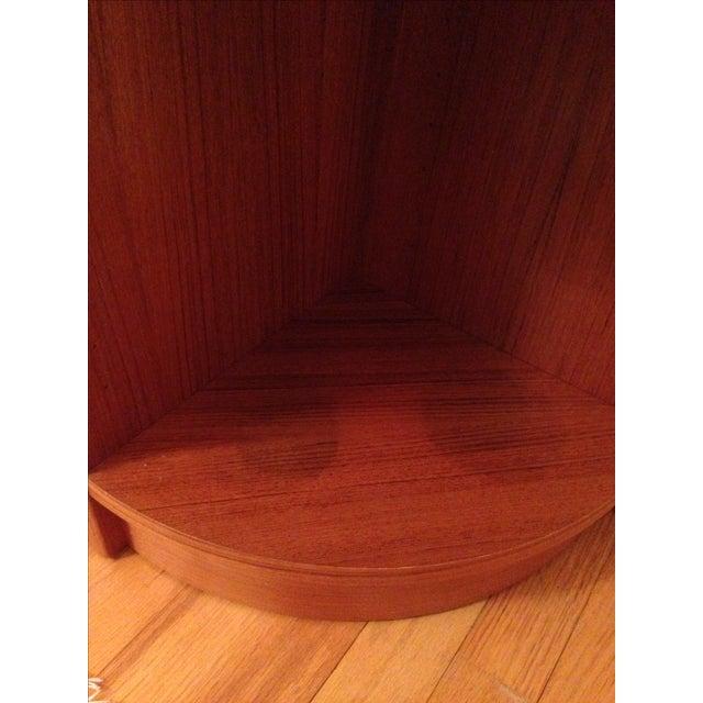 Scandinavian Style Corner Shelves - Pair - Image 4 of 6