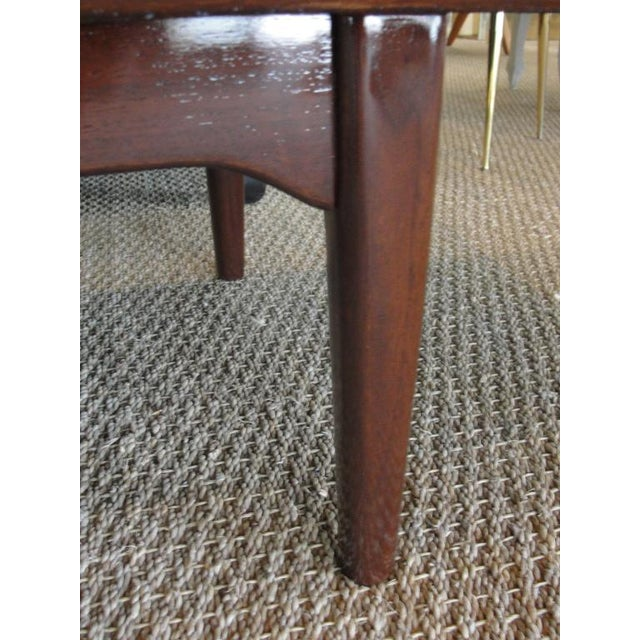 Stewart Macdougall Walnut Sideboard for Drexel For Sale In Miami - Image 6 of 7