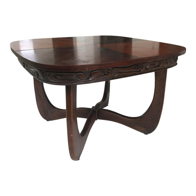 Pulaski Furniture Oceanic Table, Attributed to Witco For Sale